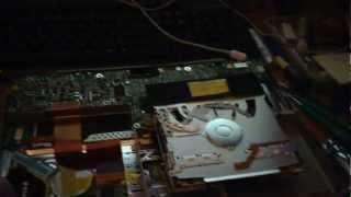 "Apple PowerBook Titanium G4 15"" PRAM Battery Fix"