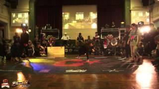 Lady Banana & Kayi vs Playmo & Fanny | Bgirl 2on2 | Final | Challenge Cup World Final 2015
