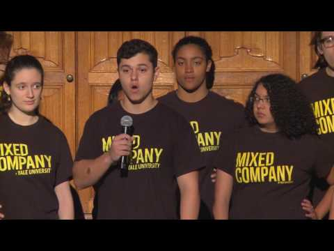 A cappella performance | Mixed Company of Yale University | TEDxYale