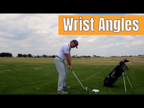 Wrist Angles for Better Compression