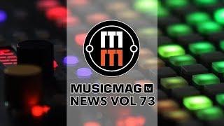 News 73: Yamaha Genos, Zoom ARQ AR-48, Antelope audio и др.