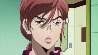 Jjba Diamond Is Unbreakable - Kosaku Kawajiri Is Romantic