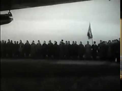 город Нестеров, и поселок Чернышевское в 1944 году. Военная хроника.
