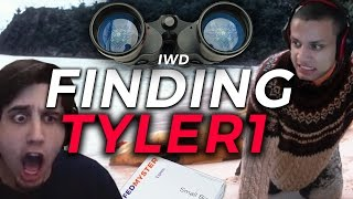 FINDING TYLER1 (CHRISTMAS SPECIAL)