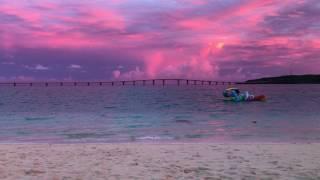 【宮古島】前浜ビーチの絶景サンセット(7月) thumbnail