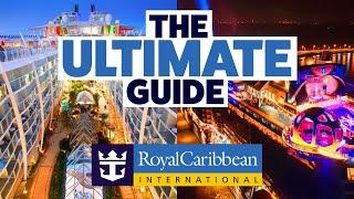 Top 10 Cruises - Royal Caribbean  - The ULTIMATE guide