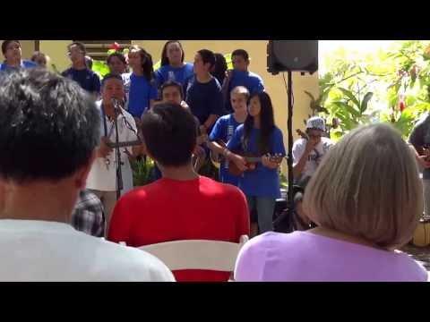 The Ukulele Kids (Kalama Elementary School in concert)