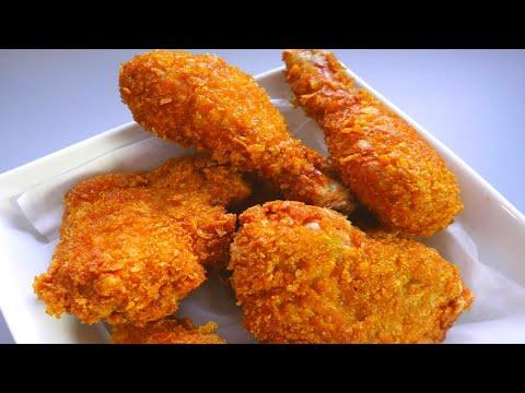 la-meilleure-recette-de-poulet-faÇon-kfc-🍗🐓-facile-!