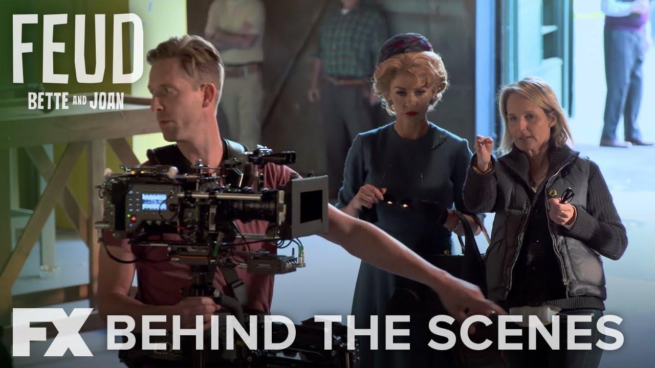 FEUD: Bette and Joan   Inside Season 1: The Directors   FX
