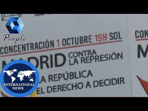 Spanish Court Suspends Separate Session Of Catalonia's Parliament
