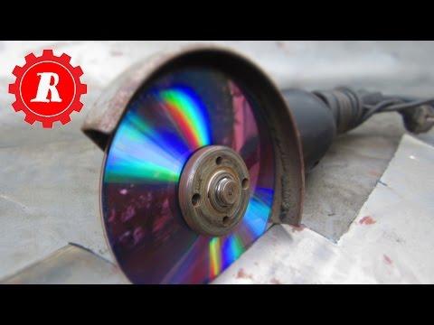 видео: простые штуки - Вечный диск на болгарку