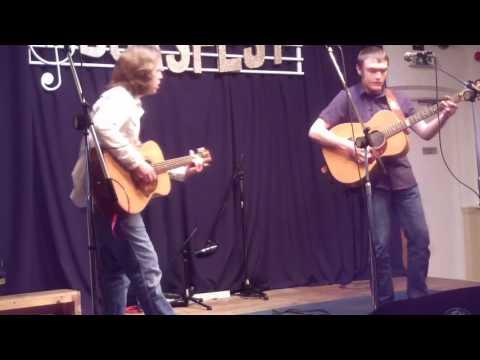 SouthSet Acoustic Duo - Limehouse Blues (Django Reinhardt, Stephane Grappelli)