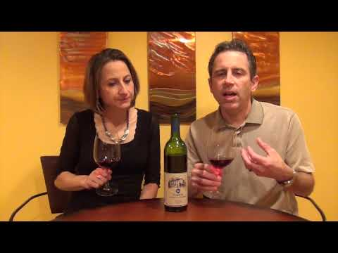 Wine tasting: A Lemberger from Varick Winery