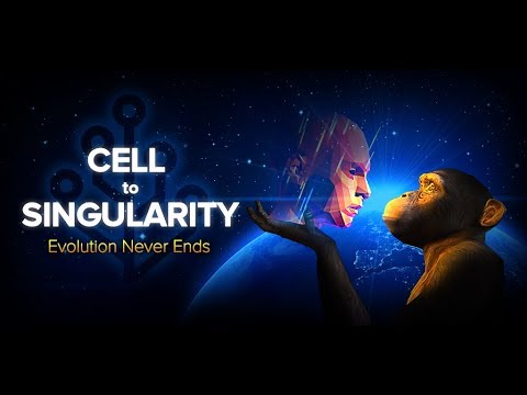 Cell to Singularity – Evolution Never Ends 1