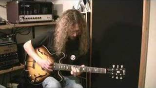 Guthrie Govan - Cold Winter Blues | JamTrackCentral.com