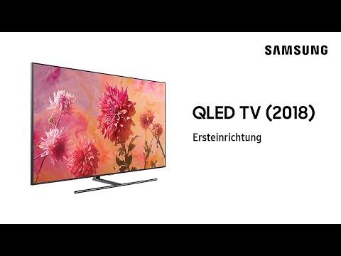samsung-qled-tv-2018:-ersteinrichtung