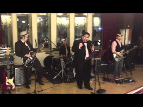 """Mack The Knife"" performed by Casual Encounters 'Live-Band' Karaoke"