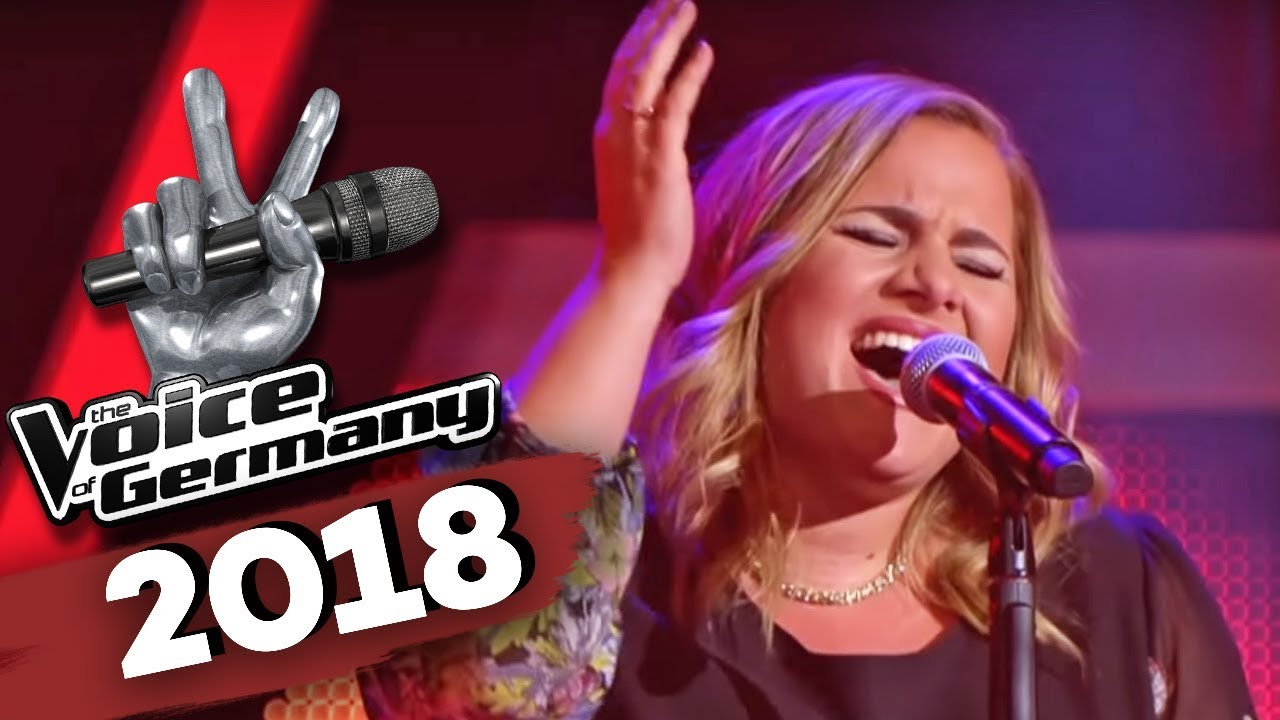 Jennifer Hudson - One Night Only (Nora Brandenburger) | The Voice of Germany 2018 | Blind Auditions