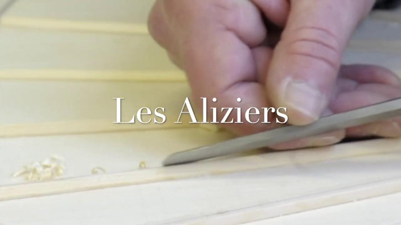Formation Menuiserie D Art les aliziers - les aliziers - centre de formation pour les