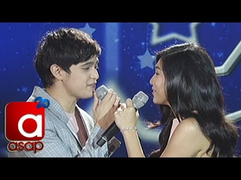 """ASAP: James, Nadine sing """"Say You'll Never Go"""" on ASAP"""