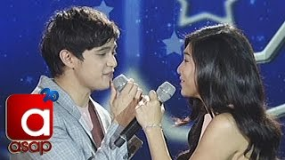 "ASAP: James, Nadine sing ""Say You"