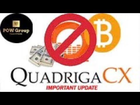 IS MY QUADRIGACX ACCOUNT SAFE?! HACK / EXIT SCAM / LEGITIMATE MAINTENANCE??!!