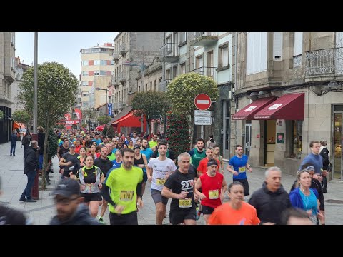 La carrera popular Calvario 5+5