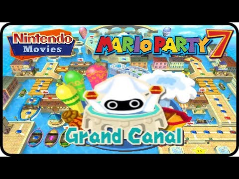 Mario Party 7 - Grand Canal (Multiplayer)