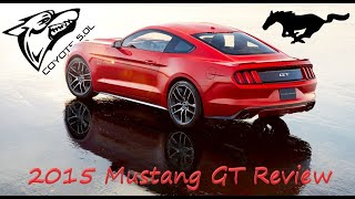 2015 Mustang GT Forza 7 Car Review