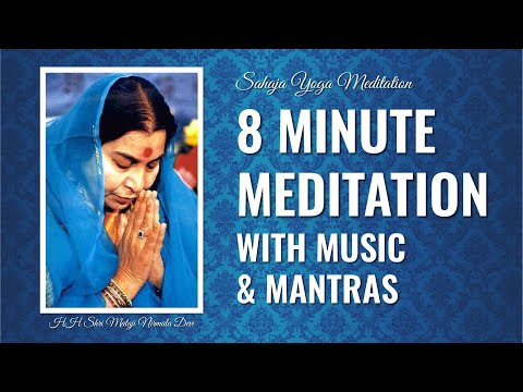Sahaja Yoga Meditation... Short meditation with instructions
