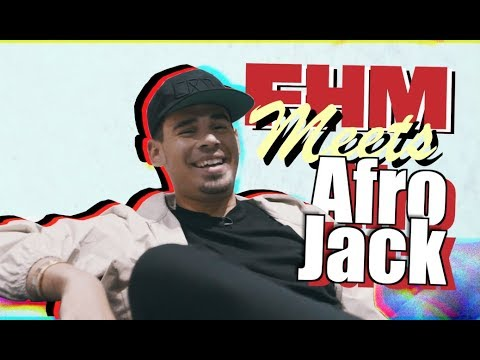 FHM meets Afrojack