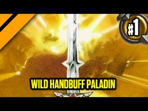Day[9] Hearthstone Decktacular #303 - Wild Handbuff Paladin