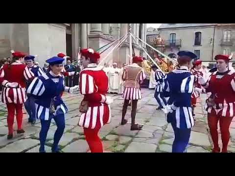 Así fue la Ofrenda del Antiguo Reino de Galicia