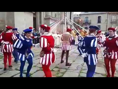 Así foi a Ofrenda do Antigo Reino de Galicia