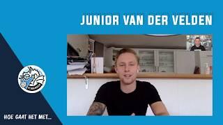 Hoe Gaat Het Met... | Junior van der Velden