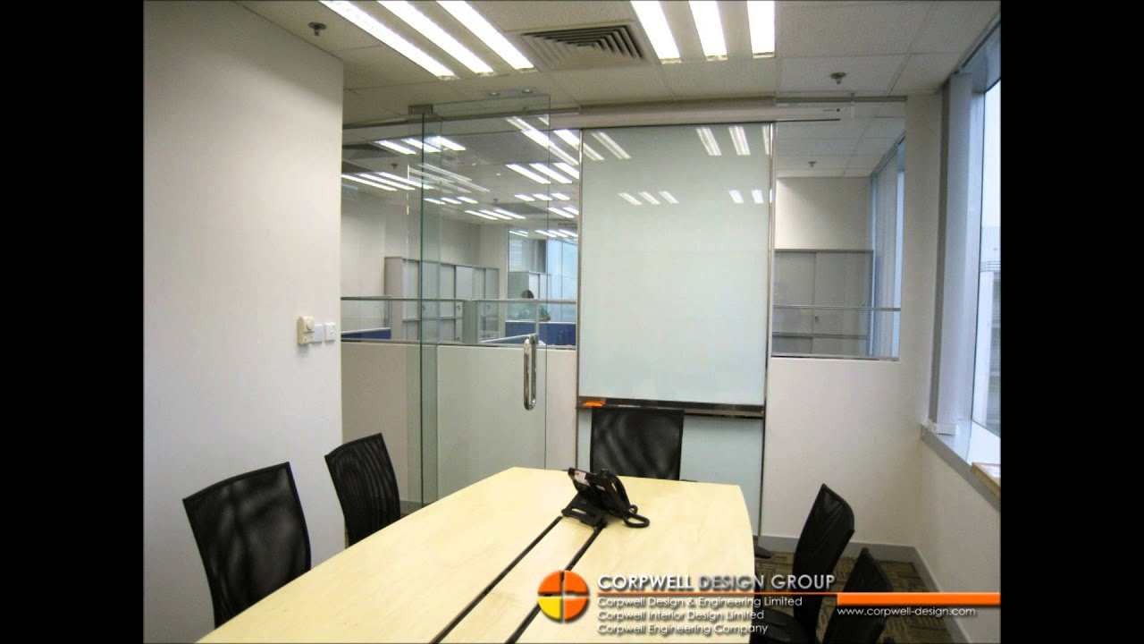 Corpwell interior design office project job reference for Interior design office hong kong