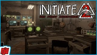 The Initiate 2 Part 5 | Indie Puzzle Game | Escape The Room | PC Gameplay Walkthrough