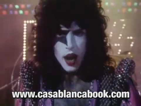 "KISS 1979-""SURE KNOW SOMETHING""-Casablanca Promo Film/Music Video"