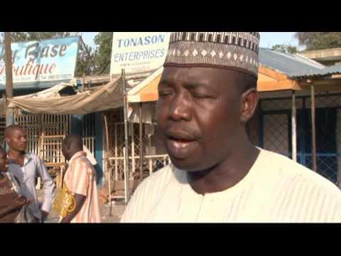 Nigeria's Maiduguri under curfew