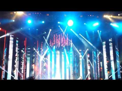 MTV World Stage @ Piazza Duomo, Milano, 24.10.2015. Il finale di Notorious