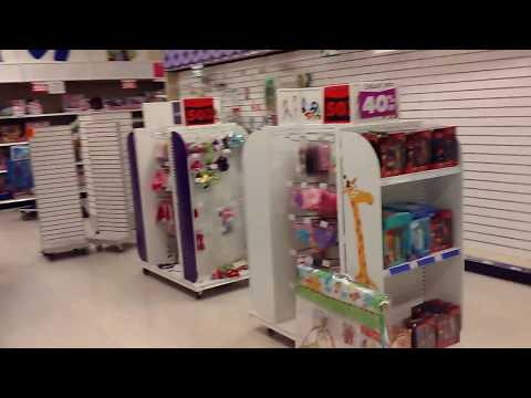 Visiting the Toys R Us in Fairview Heights, Illinois during its final days