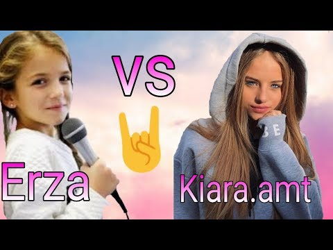 Erza vs Kira.amt musical.ly