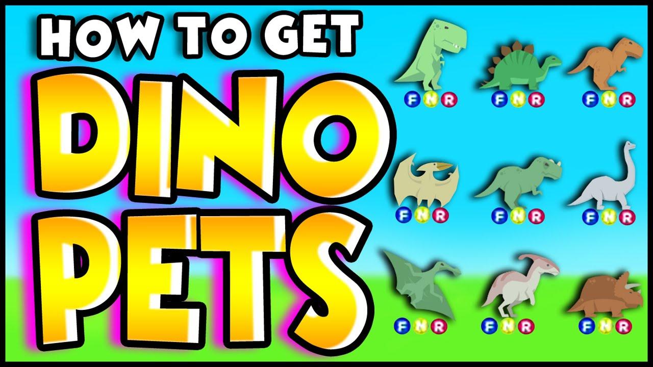 New Secret Dino Egg Pets In Adopt Me Adopt Me Dinosaur Update Prezley Adopt Me Youtube