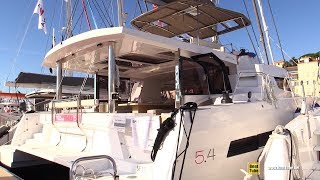2019 Bali 5.4 Open Space Catamaran - Walkaround - 2018 Cannes Yachting Festival