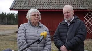 Heléne Fossmos föräldrar om tragedin i Knutby • Båda döttrarna dog