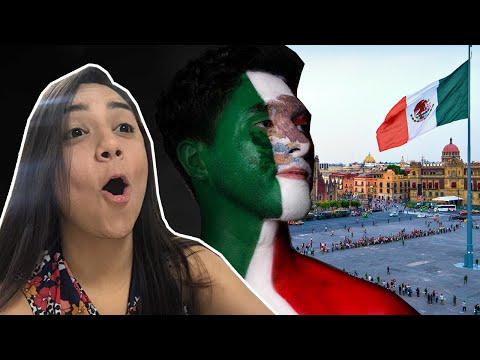 VENEZOLANA REACCIONA A MEXICO EN 5 MINUTOS