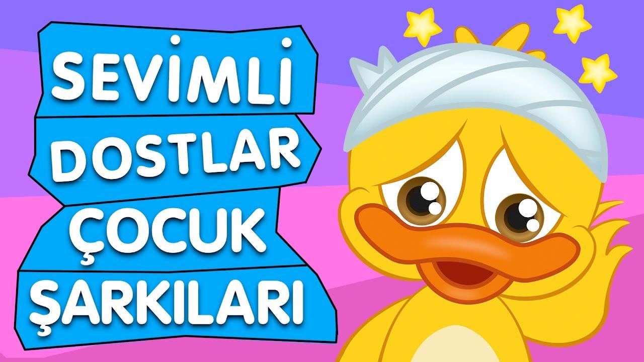 Sevimli Dostlar Youtube Türkiye Popüler Çocuk Şarkıları 2016 - 2017 | Adisebaba TV