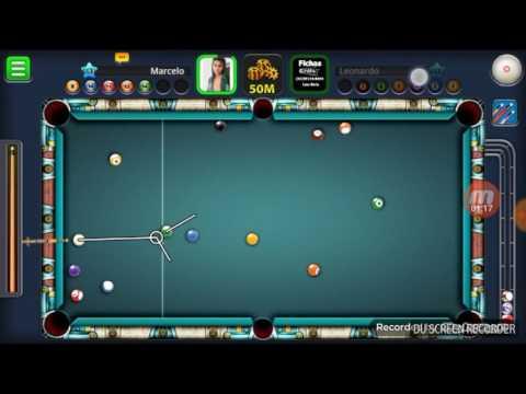 Leo Bala 8 Bal Pool Tabela tripla