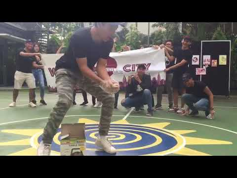 Wings City Flash Mob ft. Animal Cruelty