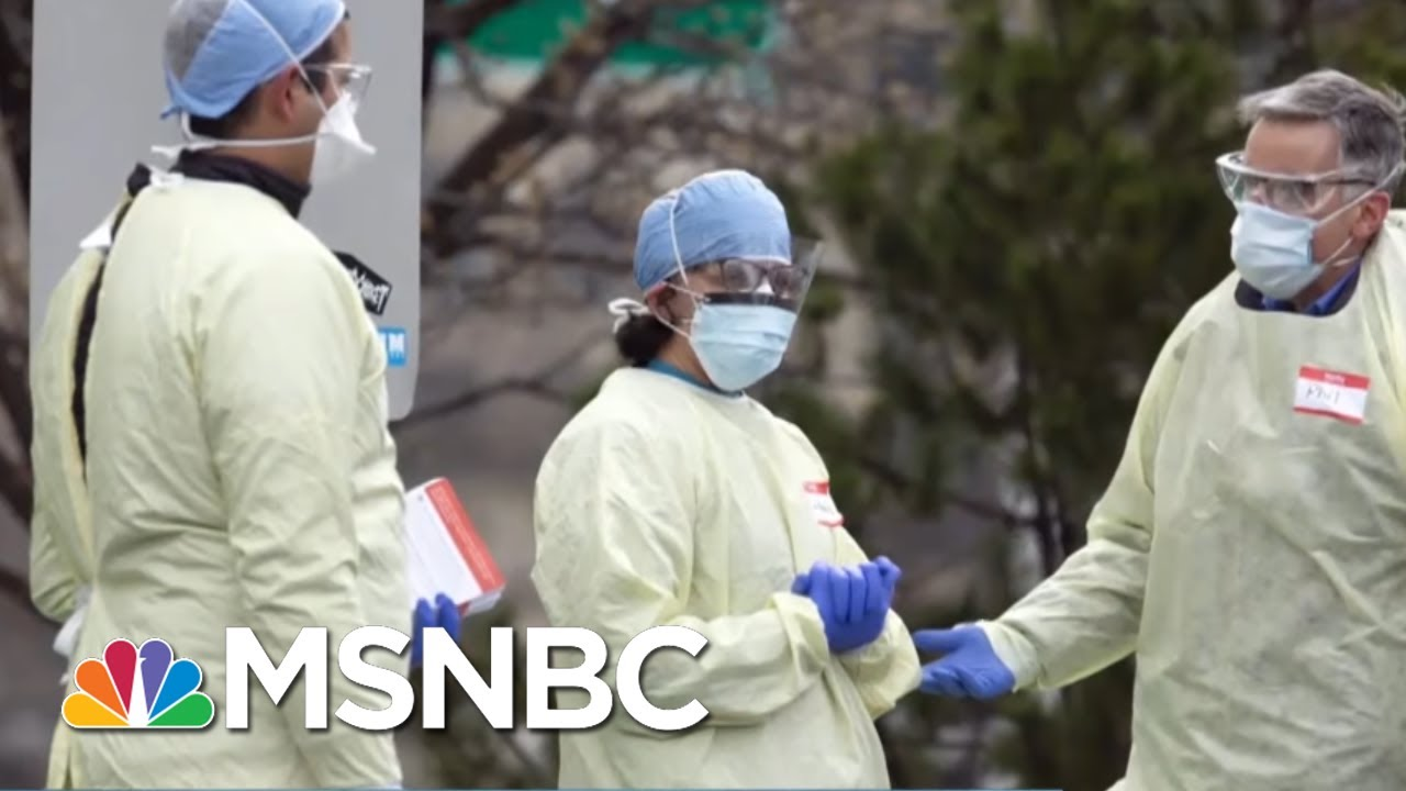 Testing, Contact Tracing, And The Path Ahead For Coronavirus - Day That Was | MSNBC